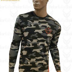 بلوز آستین بلند چریکی | Army Long Sleeve Shirt