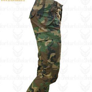 شلوار 6جیب چریکی پاکتی | 6POCKET ARMY PANTS2