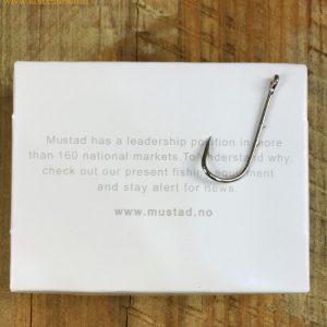 قلاب ماهیگیری موستاد سایز1 | MUSTAD FISHING HOOKS