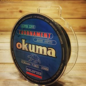 نخ ماهیگیری اوکوما سایز35 | OKUMA FISHING LIND