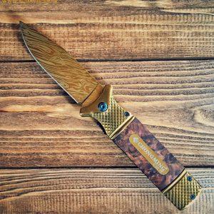 چاقو تاشو شکاری چانگ مینگ | CHONGMING KNIFE