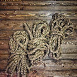 طناب کنفی 10 متری | HEMP ROPE 10 METER