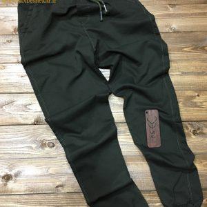 شلوار دوجیب اسلش سبز | Slash 2Pocket Pants