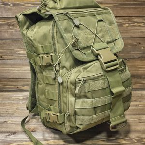 کوله پشتی تاکتیکال خاکی 35لیتری | Tactical Backpack