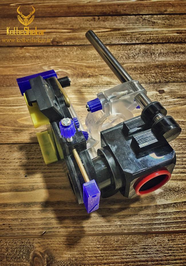 آداپتور فیلم برداری سایدشات | Rifle Scope Adaptor
