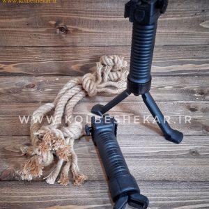 دو پایه تفنگ پی سی پی | Two PCP Rifle Bases