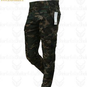 شلوارشش جیب چریکی دمپاگتر | 6pocket pants