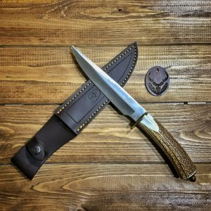 کارد شکاری شاخ میولا3 | MUELA TEJON KNIFE