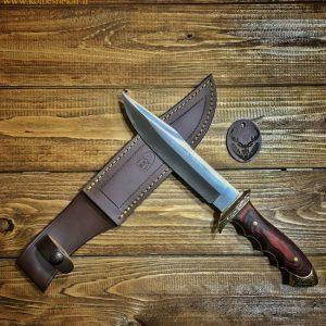 کارد شکاری میولا طلایی | MUELA INOX KNIFE