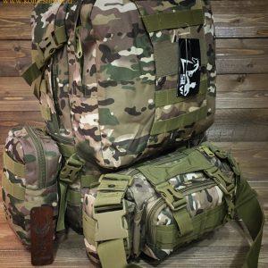 کوله تاکتیکال چریکی اورجینال | Tactical Backpack