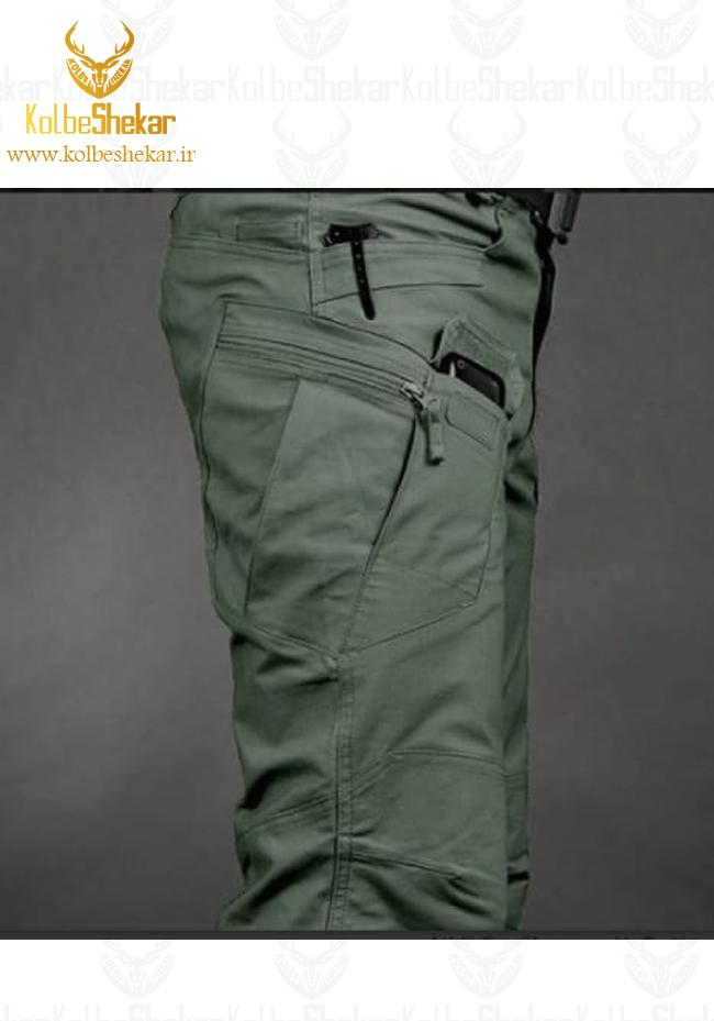شلوار تاکتیکال5.11 سبز اورجینال | Tactical pants