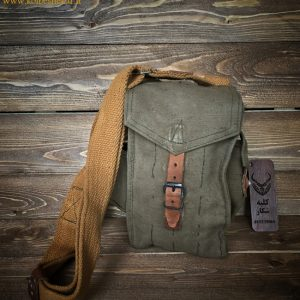 کیف دوشی روسی سبز2 | Russia Hunting Bag