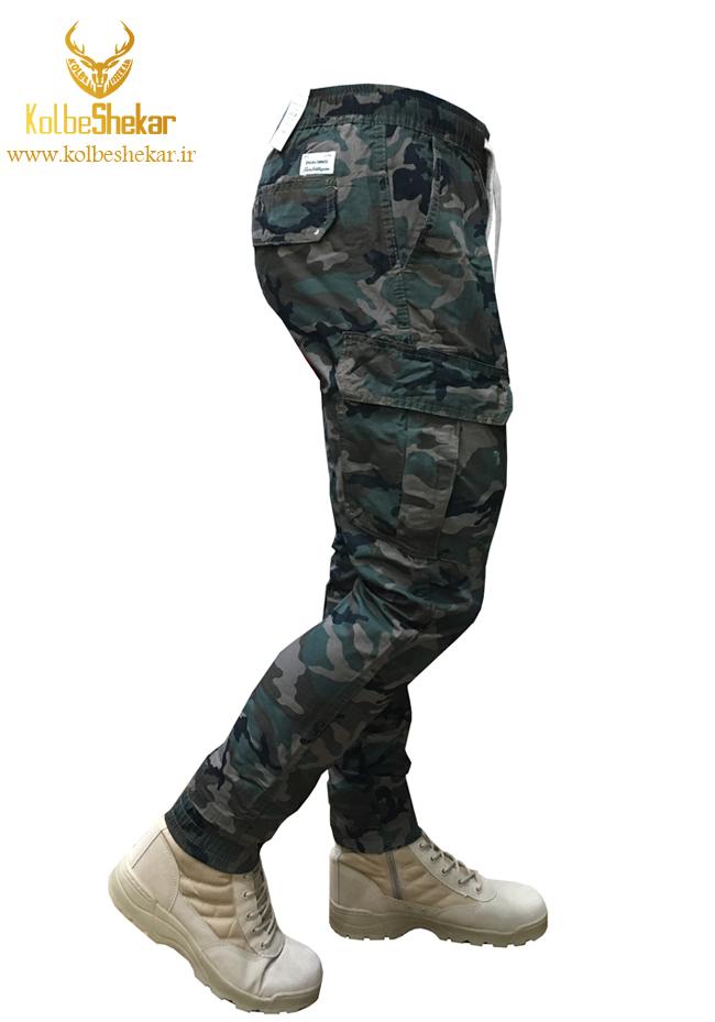 شلوار چریکی 6جیب دمپاکش | 6POCKET ARMY PANTS