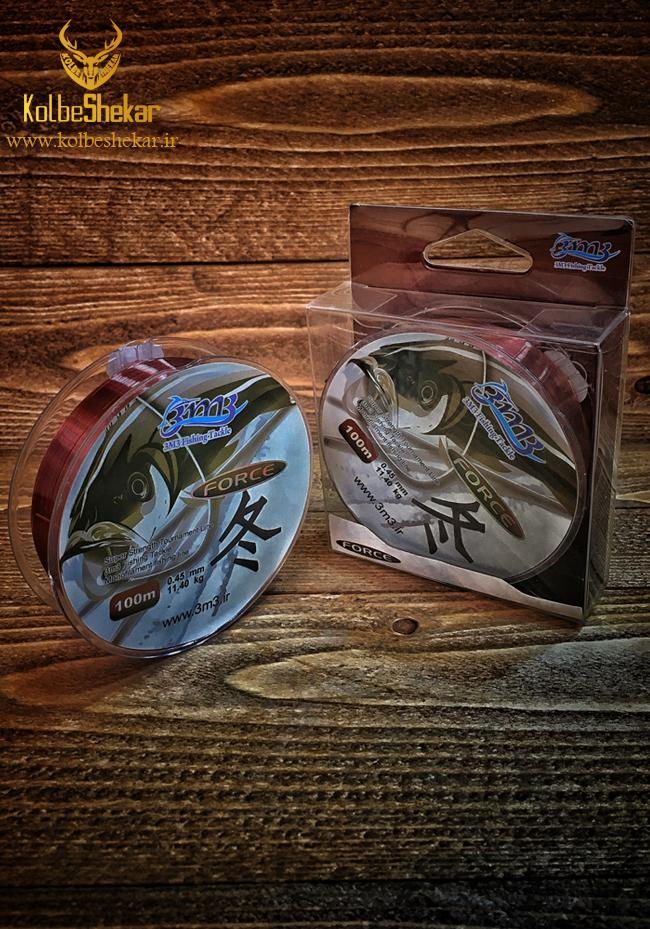 نخ ماهیگیری فورس | Force FISHING LINE