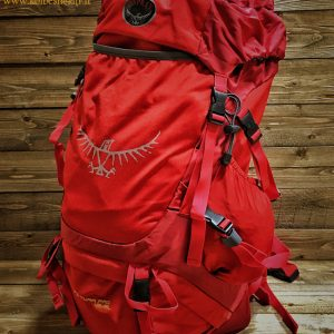 کوله کوهنوردی 40لیتری قرمز2 | Osprey 40L BACKPACK