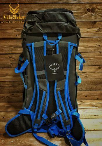 کوله کوهنوردی 40لیتری طوسی | Osprey 40L BACKPACK