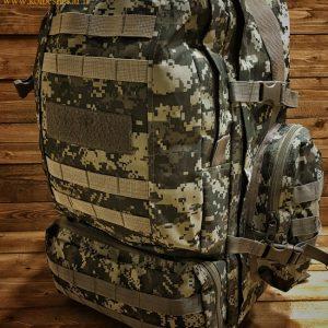 کوله پشتی استتار کوهستان | Camouflage 50L BACKPACK
