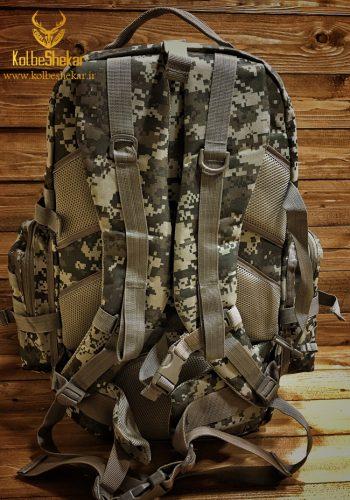 کوله پشتی استتار کوهستان2 | Camouflage 50L BACKPACK