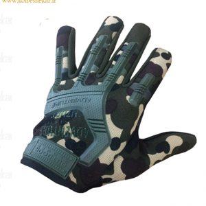 دستکش چریکی کامل | OUTDOOR GLOVES