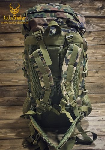 کوله کوهنوردی مولتی کم2 | Multicam 55L BACKPACK