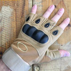 دستکش تاکتیکال خاکی | TACTICAL GLOVES