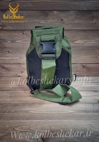 کیف تاکتیکال سبز دوشی2 | Multifunction Tactical Bag