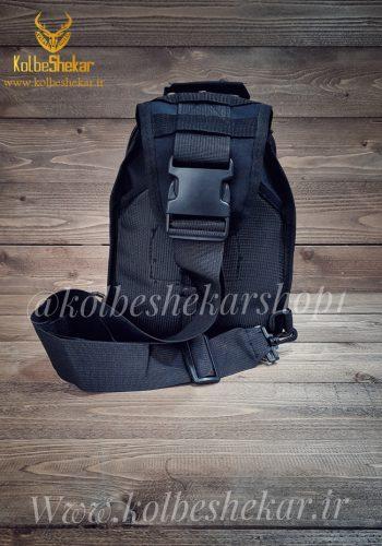کیف تاکتیکال مشکی دوشی | Multifunction Tactical Bag