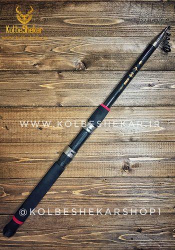 چوب ماهیگیری تاج دار | 360 FIBER Fhishing Rod