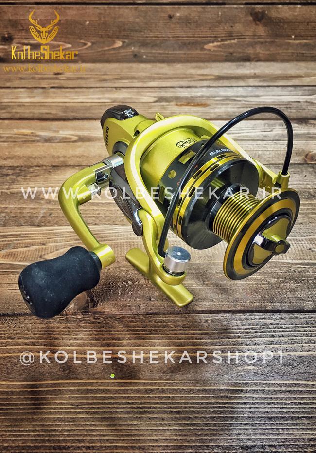 چرخ ماهیگیری بندائو طلایی | BENDAO DA7000