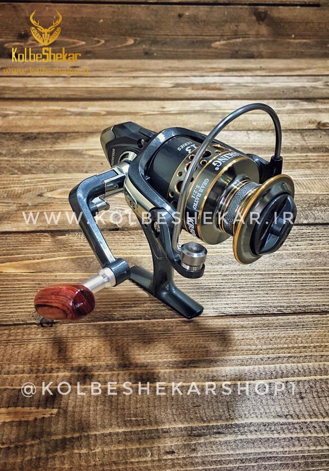 چرخ ماهیگیری ریل اسکینگ | REELSKING KB6000