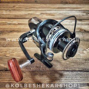 چرخ ماهیگیری دایچی مشکی | DAICY JK7000
