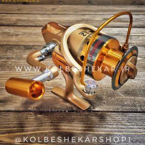 چرخ ماهیگیری یوموشی طلایی | YUMOSHI HF5000