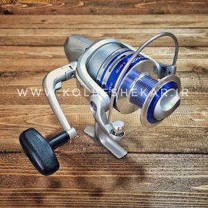 چرخ ماهیگیری بندائو نقره ای   BENDAO DX5000