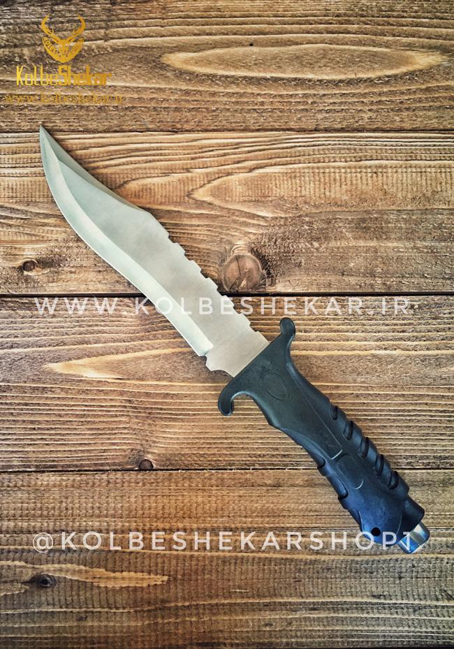 کارد شکاری کلمبیا تیغه سفید | Columbia Knife