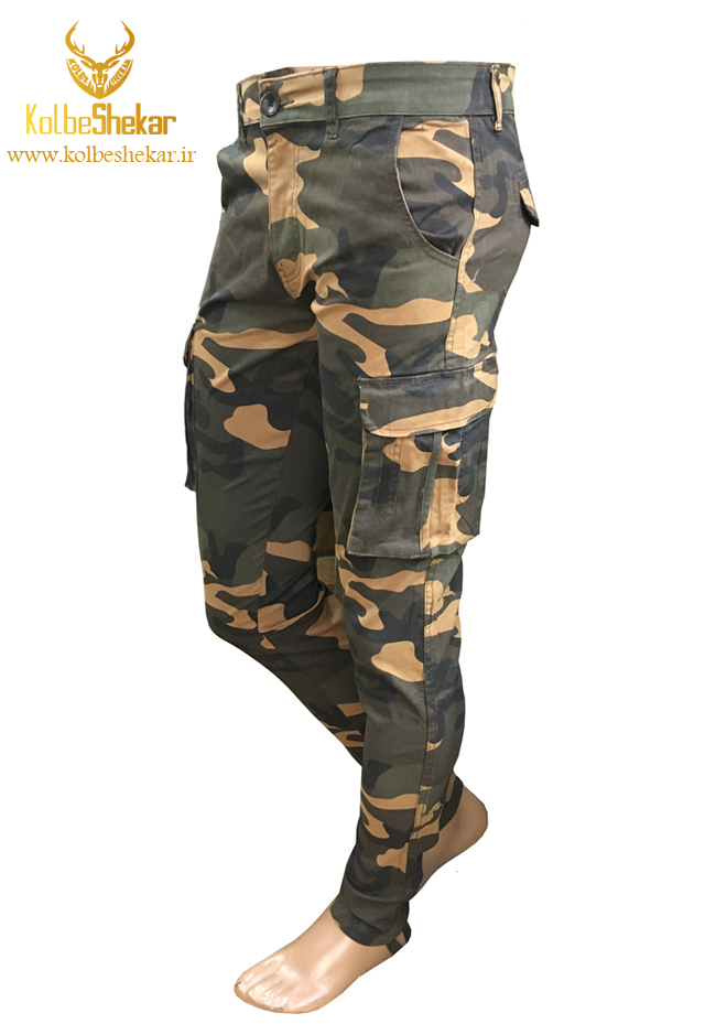 شلوار 6جیب چریکی دمپاگتر | 6POCKET ARMY PANTS