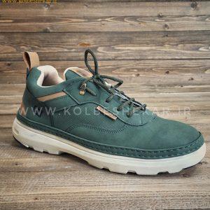 کفش کتانی راحتی سبز | CAT Green Sneakers