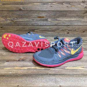 کفش کتانی دخترانه نایک طوسی2 | NIKE GIRLS SNEAKERS