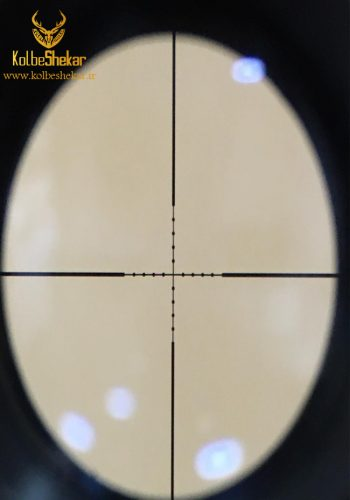 دوربین اسلحه بالستیک 50*16-4 3 | BALLISTIC