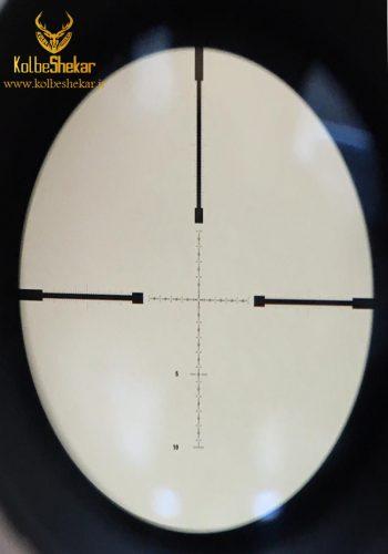 دوربین اسلحه آنتی شوک زایس 50*24-6 3 | ZIESS