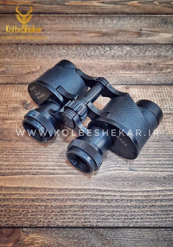 دوبین دوچشمی اصلی روسی 24*6 2   RUSSIAN 6*24 Binoculars