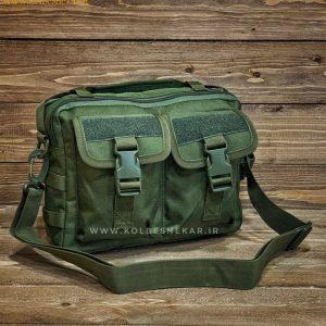 کیف سبز تاکتیکال دوشی | Multifunction Tactical Bag