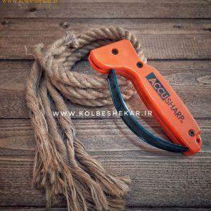 چاقو تیزکن اورجینال امریکایی آکوشارپ | Akusharp Sharpener Knife
