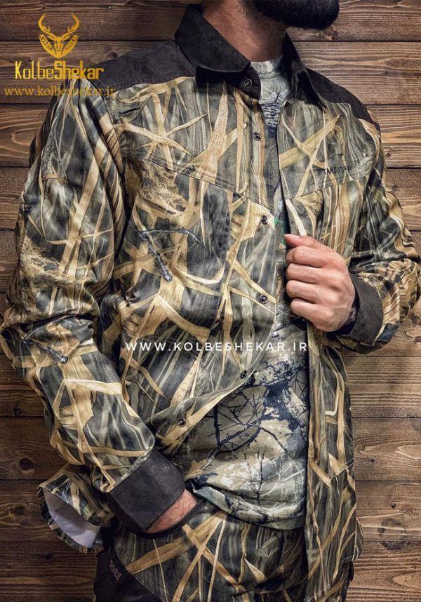 ست استتار پیراهن و شلوار | Camouflage and Shirt set