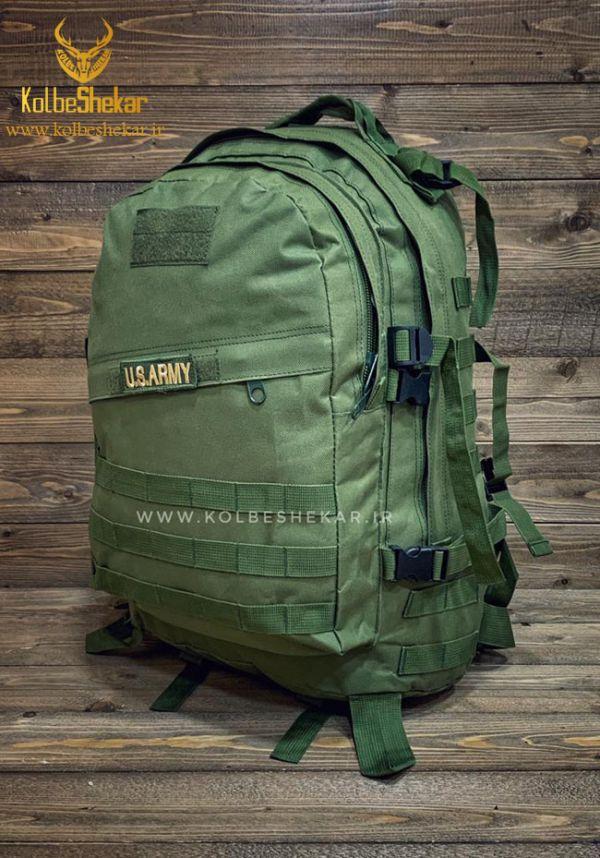 کوله سبز تاکتیکال 35لیتری   Tactical Backpack