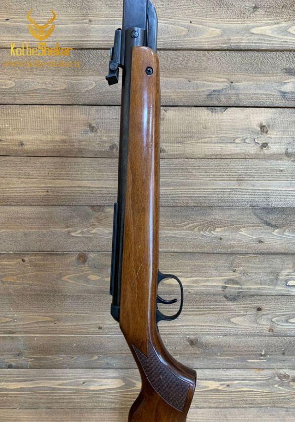 تفنگ بادی دیانا35 کارکرده 4.5 3   DIANA 35 AIR RIFLR