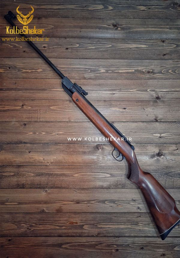 تفنگ بادی دیانا35 کارکرده 4.5   DIANA 35 AIR RIFLR